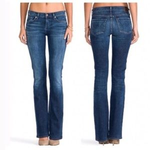 Tailored Hem Citizens of Humanity Kelly Flare Jean